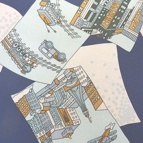 【同梱不可】 男物御羽裏地(乗り物柄・正絹), トータルフットウェア HIGH&LOW:583df6b5 --- oflander.com