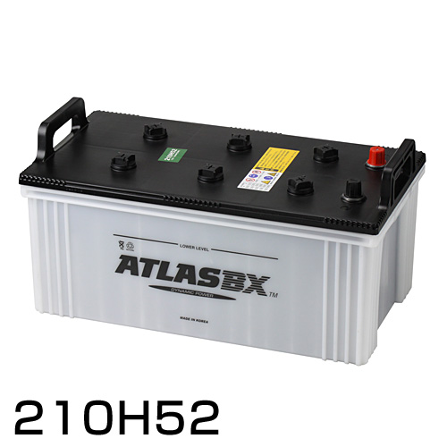 210H52 ATLAS(アトラス) ATLAS(アトラス) 自動車用 JIS(日本車用)バッテリー 自動車用 210H52 AT, 【コンビニ受取対応商品】:689c2641 --- sunward.msk.ru
