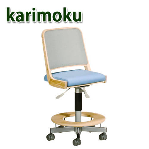 Phenomenal Joy Of The Karimoku Desk Chair Xt2103 Floral Blue Colored Domestic Pc Learning Furniture Furniture Inzonedesignstudio Interior Chair Design Inzonedesignstudiocom