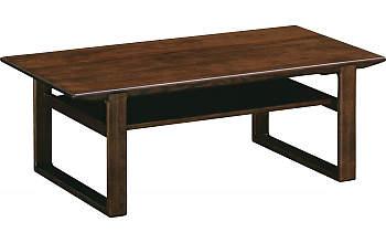 【8/9 1:59までエントリーで誰でも19倍】 カリモク リビングテーブルテーブル TU4220HK 幅120 送料無料 家具のよろこび 【店頭受取対応商品】