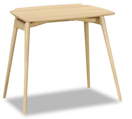 【6/6までP10倍】 カリモク サイドテーブル TU1102ME オーク材 送料無料 家具のよろこび 【店頭受取対応商品】