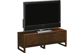 【P10倍&エントリーでPアップ】 カリモク スリットボード HU4158MK HU4158MS HU4158MH HU4158ME 幅120 送料無料 テレビボード テレビ台 家具のよろこび 【店頭受取対応商品】