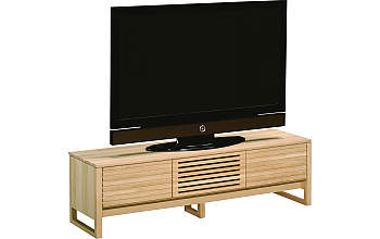 【P10倍&エントリーでPアップ】 カリモク スリットボード HU5158MK HU5158MS HU5158MH HU5158ME 幅150 送料無料 テレビボード テレビ台 家具のよろこび 【店頭受取対応商品】