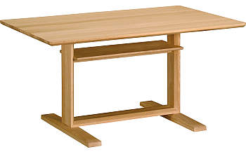 【8/9 1:59までエントリーで誰でも19倍】 カリモク ダイニングテーブル DU4760ME 幅135 送料無料 家具のよろこび 【店頭受取対応商品】