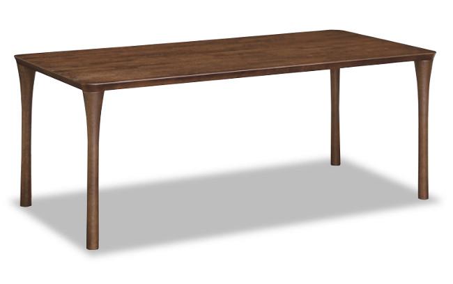 【8/9 1:59までエントリーで誰でも19倍】 カリモク ダイニングテーブル DT6480MK 幅180 送料無料 家具のよろこび 【店頭受取対応商品】