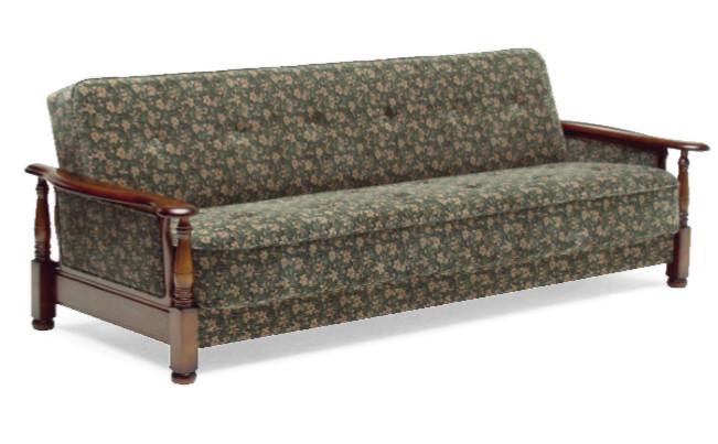 【8/9 1:59までエントリーで誰でも19倍】 カリモク ソファーベッド YC6053FK 送料無料 家具のよろこび 【店頭受取対応商品】