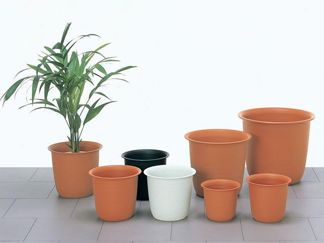 質感の良い鉢カバー 鉢カバーツリー7号