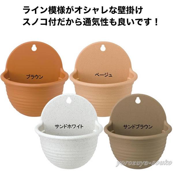 ちょっとしたアクセントに使える 宅配便送料無料 お中元 ハングボール20型 ガーデニング ハンギング 鉢