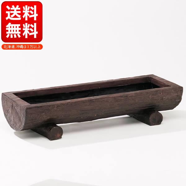 舟形プランター 100型(F100)/大型プランター【送料無料】