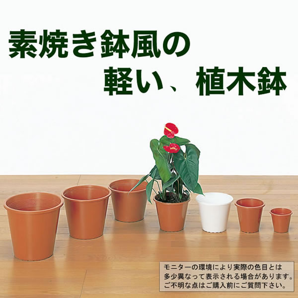 当店オススメ 新着セール 10個セット 幅広く使える 生産者も愛用してるプラスチックの軽い植木鉢です 激安通販販売 プラ鉢6号 P5 おしゃれ プラスチック ポット 鉢