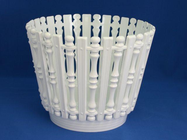 海外輸入 ◆セール特価品◆ エレガントなイメージの鉢カバーです エレガンス鉢カバー3個セット