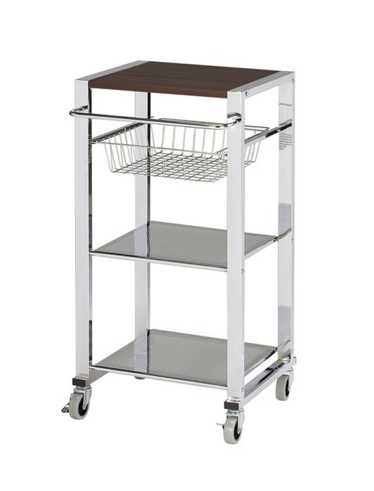 激安価格の キッチンワゴン[KW-950BS], ファンシーステーションMay:b34122ac --- construart30.dominiotemporario.com