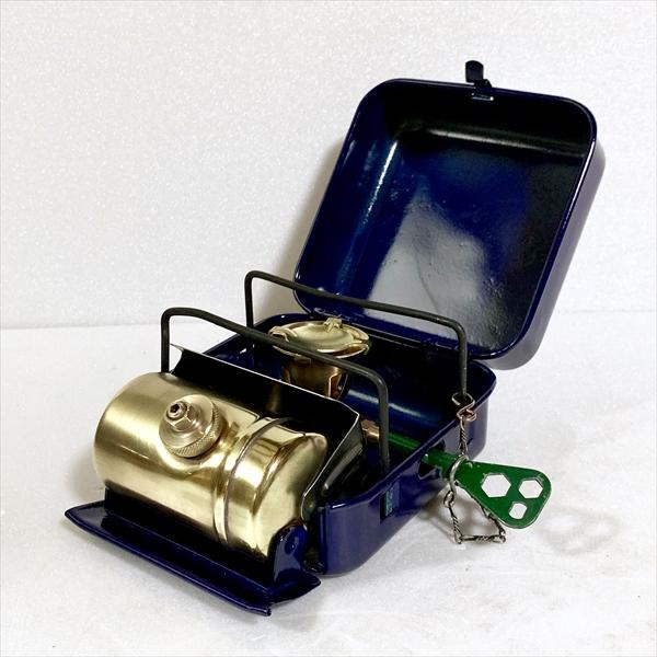 オプティマス Optimus 8R ヴィンテージ ストーブ リペイント済み 中古 紫系