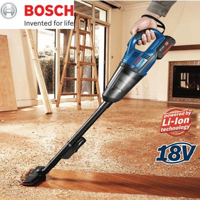 【送料無料】BOSCH ボッシュ コードレスクリーナー GAS 18V-LI バッテリー 充電器付き