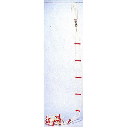 避難はしご セイフティロープ 5m 【災害対策アイテム 防災グッズ 避難 地震 ビル 自宅】
