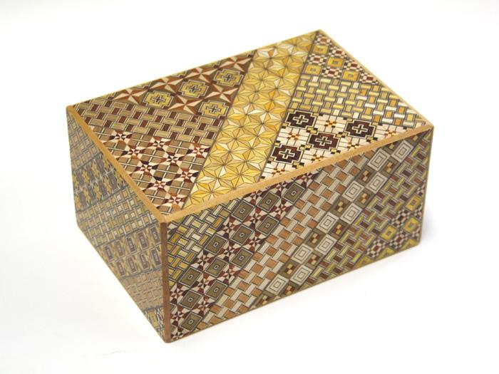 箱根寄木細工 秘密箱54回+1仕掛け 小寄木