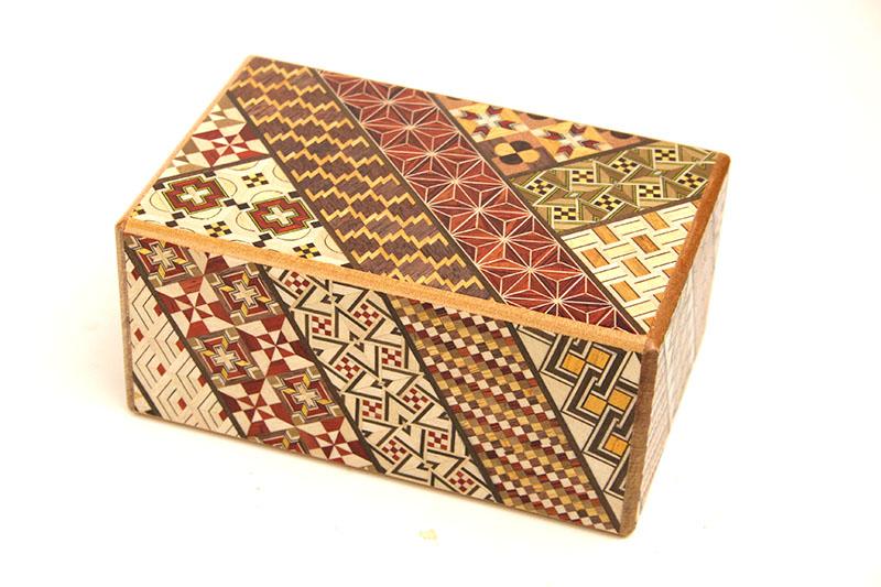 箱根寄木細工 秘密箱27回仕掛け 最安値 SALE 限定版 5寸
