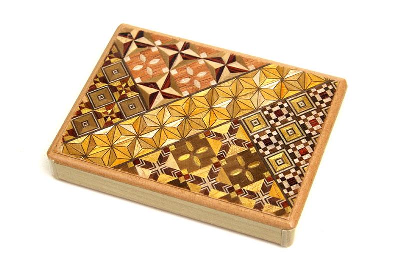 箱根寄木細工 寄木細工マジックボックス ついに再販開始 35%OFF