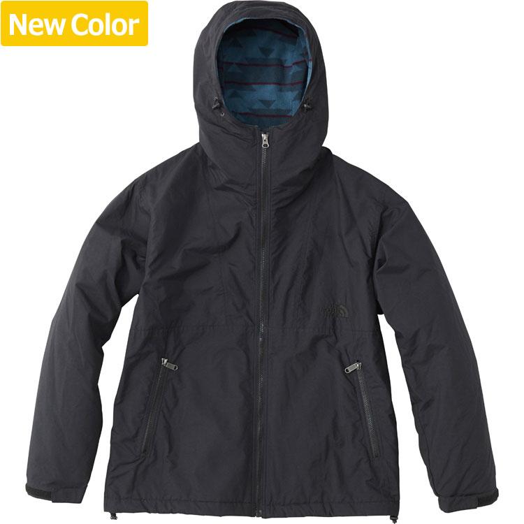 ザ・ノース・フェイス [THE NORTH FACE] コンパクトノマドジャケット(メンズ) [Compact Nomad Jacket] (KK)ブラック2 NP71633-KK