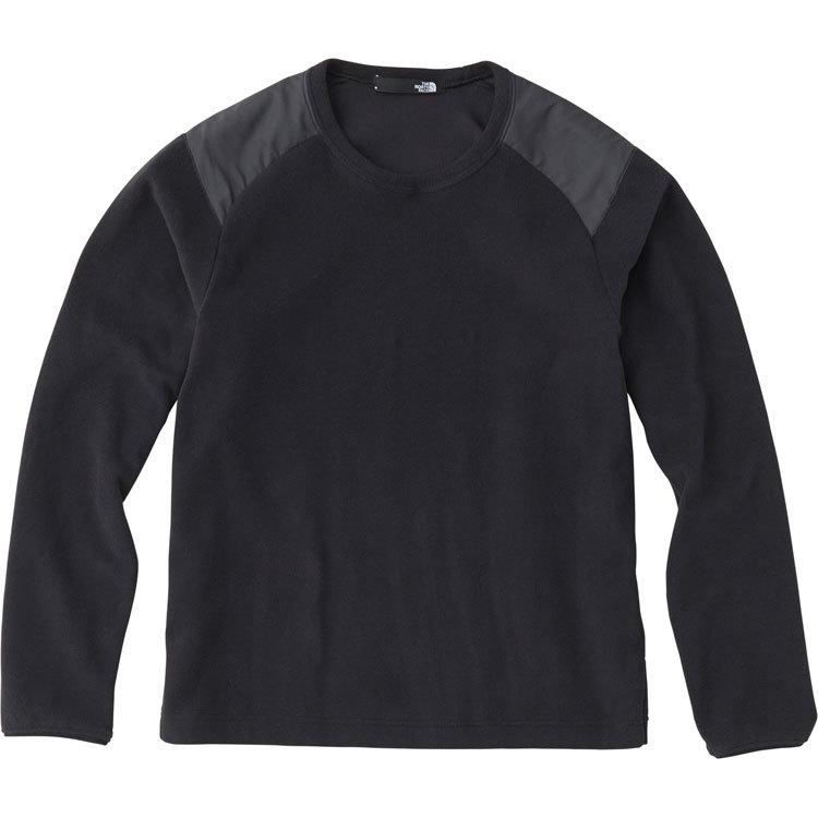 100%正規品 ザ・ノース・フェイス [THE Sweat] NORTH FACE] バーサマイクロスウェット(レディース) [Versa Micro (K)ブラック Micro Sweat] (K)ブラック NLW71861-K, 常陸太田市:afa197c6 --- blablagames.net
