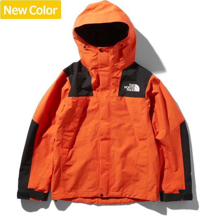 THE NORTH FACE 正規品 ザ・ノース・フェイス [THE NORTH FACE] マウンテンジャケット(メンズ) [Mountain Jacket] (PG)パパイヤオレンジ NP61800-PG