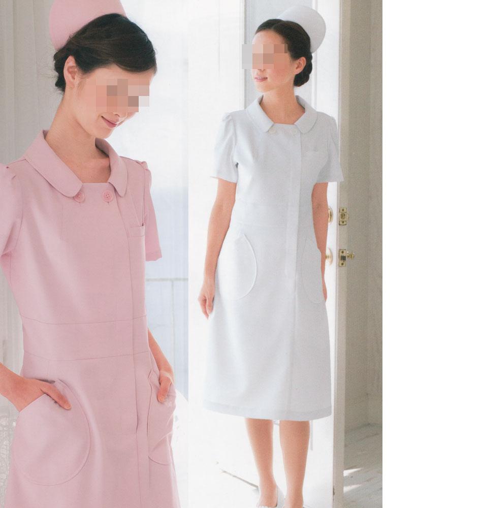 白衣 【送料無料】《KEITA MARUYAMA》デザインナース/女性用、ワンピース白衣KM2157【】