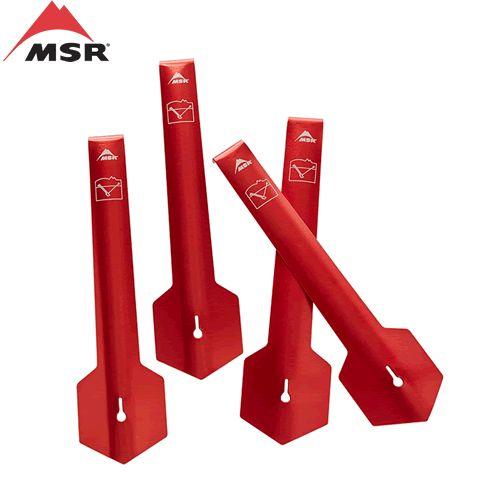 MSR タフステイク スノー/サンドステイク S(4本)【p3】【☆】