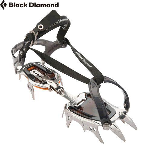 ブラックダイヤモンド セラックストラップ (ABS付) 【12本爪 アイゼン】【☆】