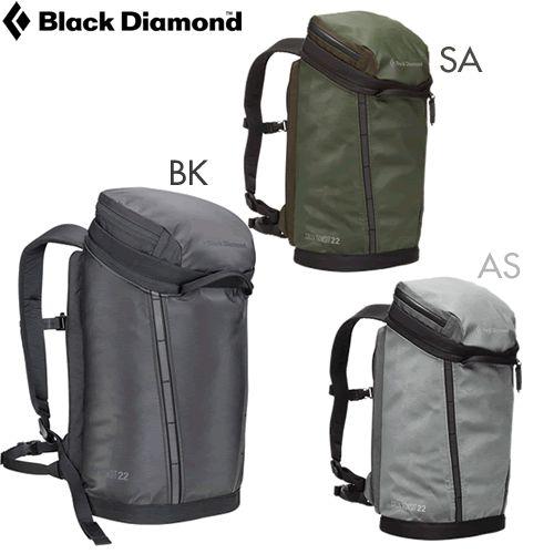ブラックダイヤモンド クリークトランジット22【☆】
