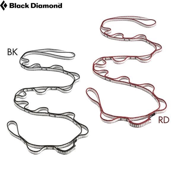 ブラックダイヤモンド 12mmダイネックスデイジーチェーン 140cm【☆】