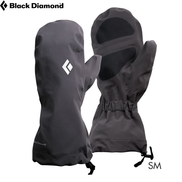 ブラックダイヤモンド ウォータープルーフ オーバーミット【☆】