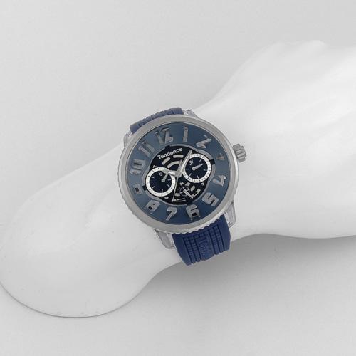 (あす楽)【正規品】Tendence FLASH 【2017年モデル】7色LED搭載 TY561006 3年保証 プレゼントに最適!! (限定品) (テンデンス フラッシュ ) メンズ/レディー 兼用腕時計 腕時計  【正規登録店】【】【楽ギフ_包装】【10P14Jun18】