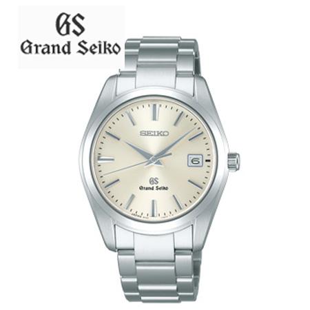 (あす楽) 文字 名入れ【SEIKO】 グランドセイコー腕時計 クオーツ SBGX063 【安心2年保証】 「時計裏/刻印20