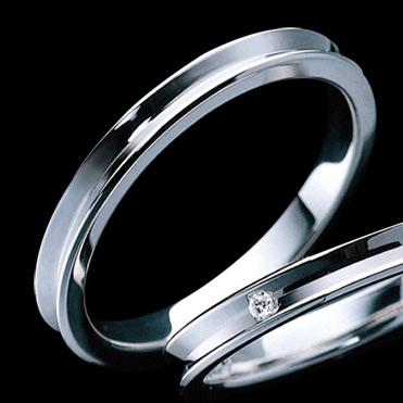 ラザール ダイヤモンド 結婚指輪・マリッジリング・(プラチナ) バーチュー LD224PRM 【オーダー/納期4週間】【10P04Jun19】【送料無料】