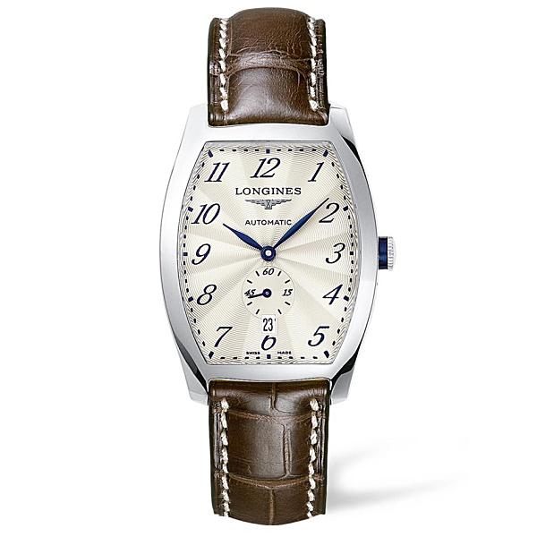 ロンジン 腕時計 Longines evidenza  ロンジン エヴィデンツァ メンズ(カレンダー付き) 自動巻き L2.642.4.73.4 -ロンジン公式サイト登録/正規販売店-【送料無料】10P03Sep16