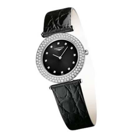LONGINES ロンジン 腕時計 ラ グラン クラシック ドゥ ロンジン腕時計 L4.308.0.57.2 (レディース)【ダイヤモンド12ポイント入り】【送料無料】 L43080572
