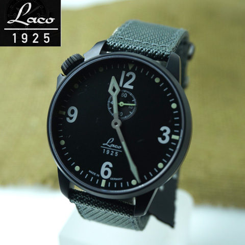 ラコ Laco スピリットオブセントルイス 腕時計 861909 自動巻き ドイツ製 2016最新モデル SPIRIT of SAINT LOUIS