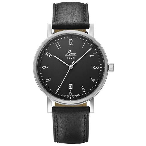 ラコ Laco 腕時計 862067 ドイツ製らしい機能重視 イェーナ38  Jena38 Laco15自動巻シリーズ 【楽ギフ_のし】【楽ギフ_メッセ入力】【楽ギフ_名入れ】【marathon0802_500】