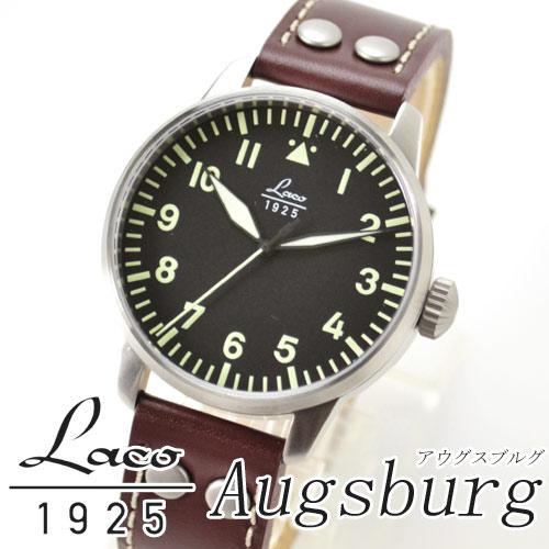 ラコ Laco 腕時計 861688 パイロットウォッチ 21系自動巻シリーズ Augsburg アウクスブルク メンズ【楽ギフ_のし】【楽ギフ_メッセ入力】【楽ギフ_名入れ】【新品】fs04gm【marathon0802_500】
