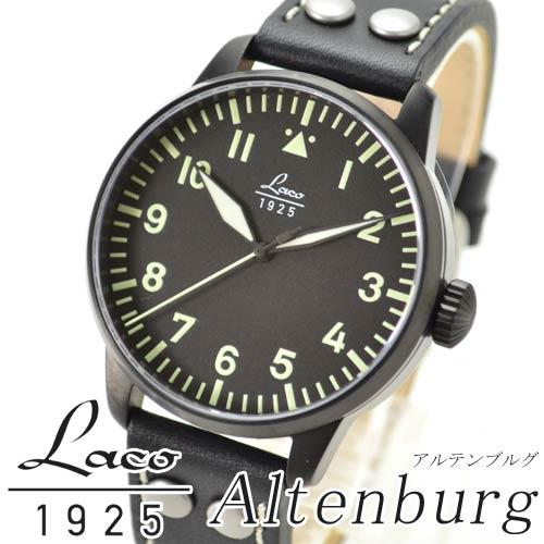 ラコ Laco 腕時計 861759 パイロットウォッチ 21系自動巻シリーズ Altenburg アレテンブルク メンズ【楽ギフ_のし】【楽ギフ_メッセ入力】【楽ギフ_名入れ】【新品】fs04gm【marathon0802_500】