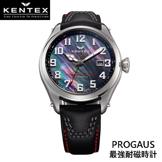 ケンテックス PROGAUS S769X-02 SEIKO NH35 日本製自動巻き 最強耐磁時計