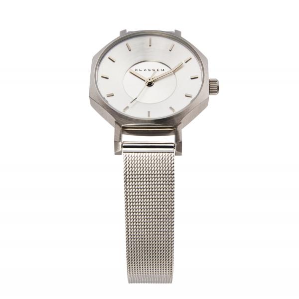 クーポン KLASSE14(クラス14) 腕時計 OKTO ROSEGOLD MESH 28mm [ブレスレット付き]  SSメッシュベルト メンズ レディース OK17SR001S [正規輸入品]  【楽ギフ_包装】【楽ギフ_のし】【楽ギフ_のし宛書】