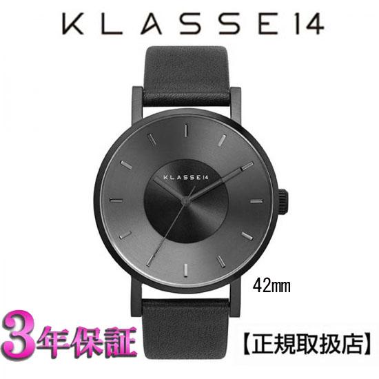 [クラス14]KLASSE14 腕時計 MARIO NOBILE VOLARE DARK VO14BK002M 42mm【正規輸入品】 【楽ギフ_のし】【楽ギフ_メッセ入力】