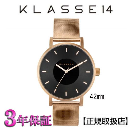 [クラス14]KLASSE14 腕時計メンズ VO16RG006M DARKROSE 42mm MARIO NOBILE VOLARE【正規輸入品】【楽ギフ_のし】【楽ギフ_メッセ入力】