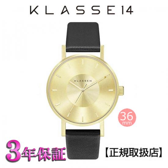 (あす楽)[クラス14]KLASSE14 腕時計 Volare VO14GD001W GOLD 36mm ユニセックス【正規輸入品】 【楽ギフ_のし】【楽ギフ_メッセ入力】