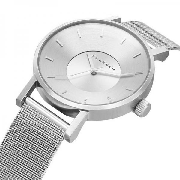 [クラス14]KLASSE14 腕時計 VO14SR002M  VOLARE  SILVER 36mm 【正規輸入品】  【楽ギフ_包装】【楽ギフ_のし】【楽ギフ_のし宛書】【楽ギフ_メッセ入力】