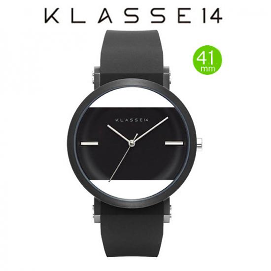 (あす楽)クラス14 KLASSE14 腕時計 JT(Jane Tang)×KLASSE14 imperfect arch Black IM15BK002M (一部透過) 41mm【正規輸入品】クリスマス1番人気!! 【楽ギフ_のし】【楽ギフ_メッセ入力】