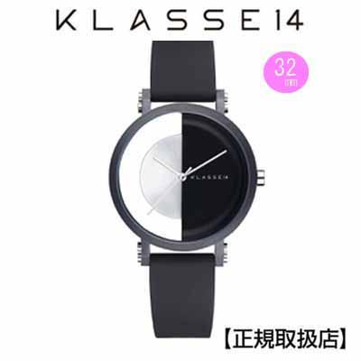 (あす楽)クラス14 KLASSE14 腕時計 KLASSE14 imperfect arch Black Perfectly  IM18BK007W レディ (一部透過) 32mm 替えベルト付き【正規輸入品】 【楽ギフ_のし】【クリスマスプレゼント】