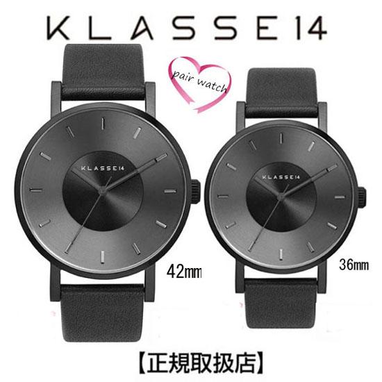 (あす楽)[クラス14]ペアウォッチ 腕時計 MARIO NOBILE VOLARE DARK VO14BK002M 42mm VO14BK002W 36mm【正規輸入品】 【楽ギフ_のし】【クリスマスプレゼント】