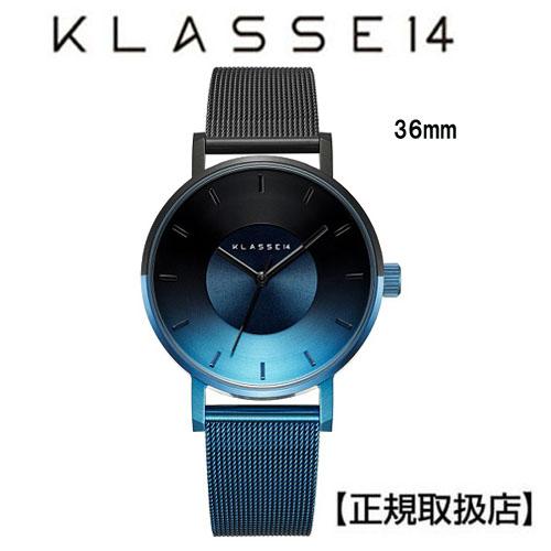 [クラス14]KLASSE14 腕時計 36mm Volare GALAXY Neptune  WVO19GA001W レディ ステンレスメッシュバンド  【正規輸入品】 【楽ギフ_のし】【クリスマスプレゼント】